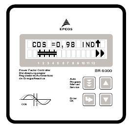 Epcos power factor controllerbr 6000 ver 20 eling elingen dewe controller ini memiliki ukuran 144 x 144 mm yang terpasang pada front panel dengan cut out 138 x 138 mm pemasangannya dimasukan dari depan dan dikunci oleh asfbconference2016 Choice Image