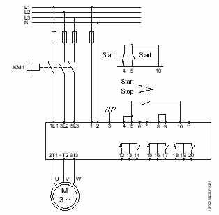 connection?w=640 quick guide softstarter pst (abb) eling elingen dewe abb soft starter wiring diagram at bayanpartner.co